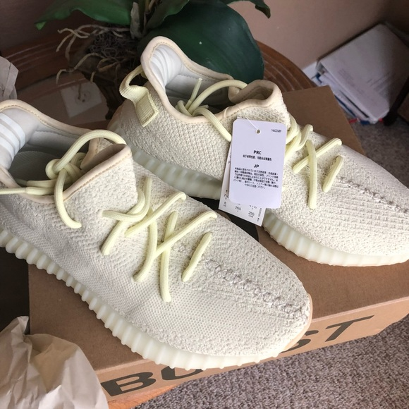 50822c447ca37 Adidas Yeezy Boost 350 V2 Butter SIZE  8